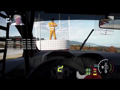 Project Cars 2 Online Time Trials
