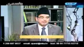 Ahmadi / Qadiani accepts ISLAM on LIVE TV - TakbeerTV and sm2art exposed (URDU)