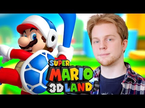 Super Mario 3D Land - Nitro Rad