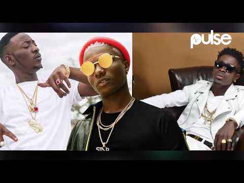 Dammy Krane Stands With Shatta Wale Against Wizkid and Calls Korede His Boy | Pulse TV News
