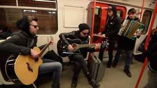 Mandrage v metru