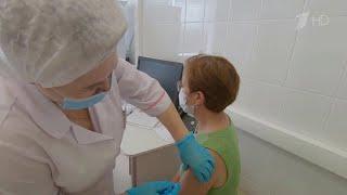 Темпы вакцинации от COVID 19 наращивают по всей России