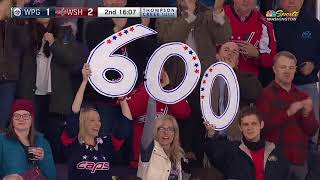 ОВЕЧКИН  600 03 12 18 Condensed Game  Jets @ Capitals