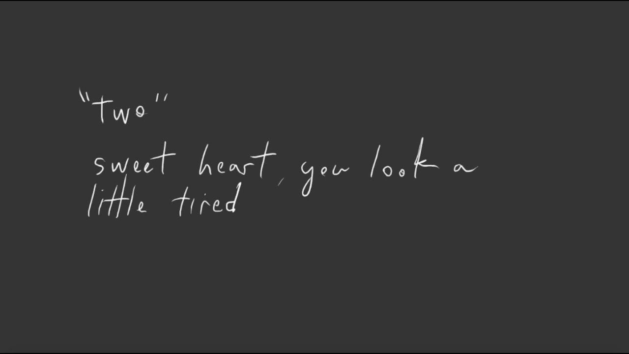"Sleeping At Last - ""Two"" (Official Lyric Video) - YouTube - photo#40"