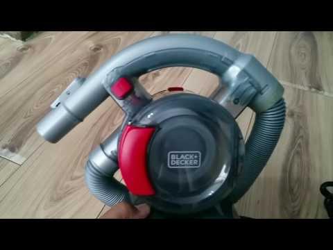 Black&Decker Dust Buster Flexi Auto Vac.