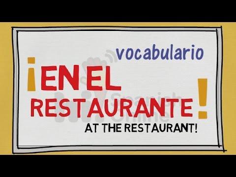 hi-spanish-online:-en-el-restaurante-vocabulario