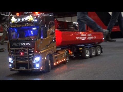 rc truck convoy part 1 3 lkw erlebniswelt modellbau. Black Bedroom Furniture Sets. Home Design Ideas