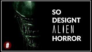 ALIEN: Wie man Horror designt || NerdZone