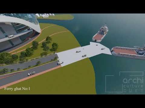 multimodal transportation hub by jarjina