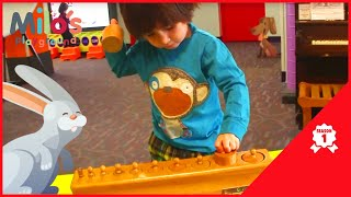 Children's Museum Videos for Toddlers - Fun Educational / Learn Animals - Milo's Playground Season 1