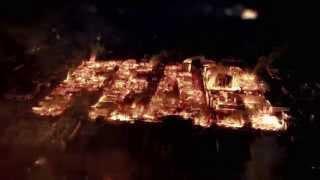 Fear the Walking Dead - Lights Out LA   official trailer Series Premiere (2015) Robert Kirkman