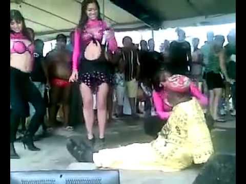 Neuer Tanzstil