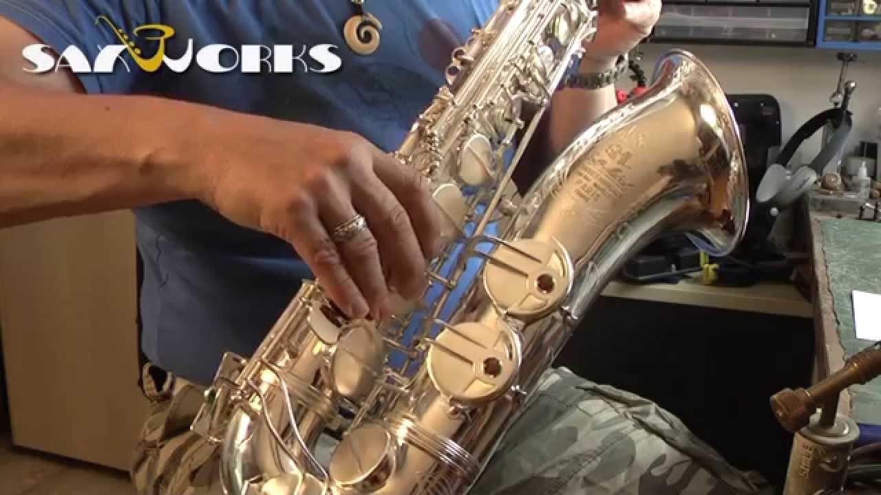 Master Series SML Gold Medal tenor - Part 2