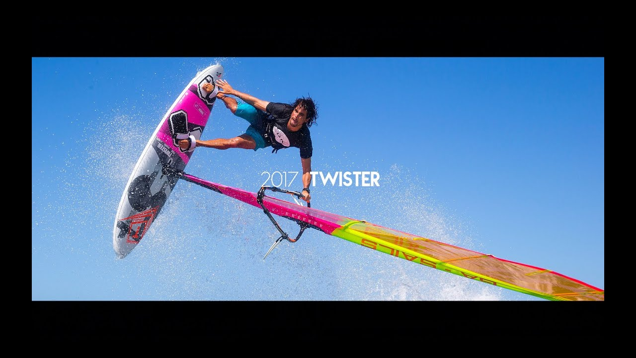 Tabou Boards - 2017 Twister