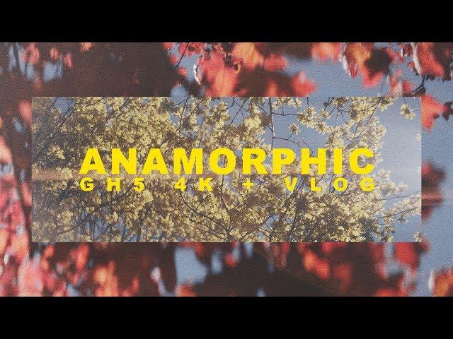 GH5 ANAMORPHIC (V-LOG + 4K + SANKOR 16F)