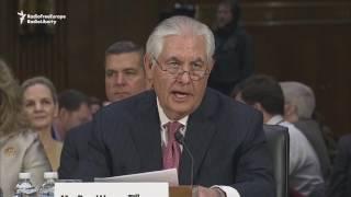 Tillerson: U.S. Must Win