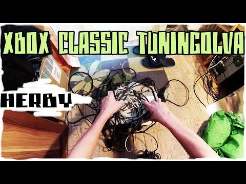 Xbox Classic tuningolva   Teljes történet