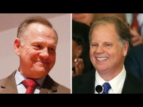 Allegations against Moore played a big role in Senate race