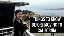 Tips You Need to Know Before Moving to California
