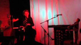 Sarah Angliss live at The Spirit of Gravity
