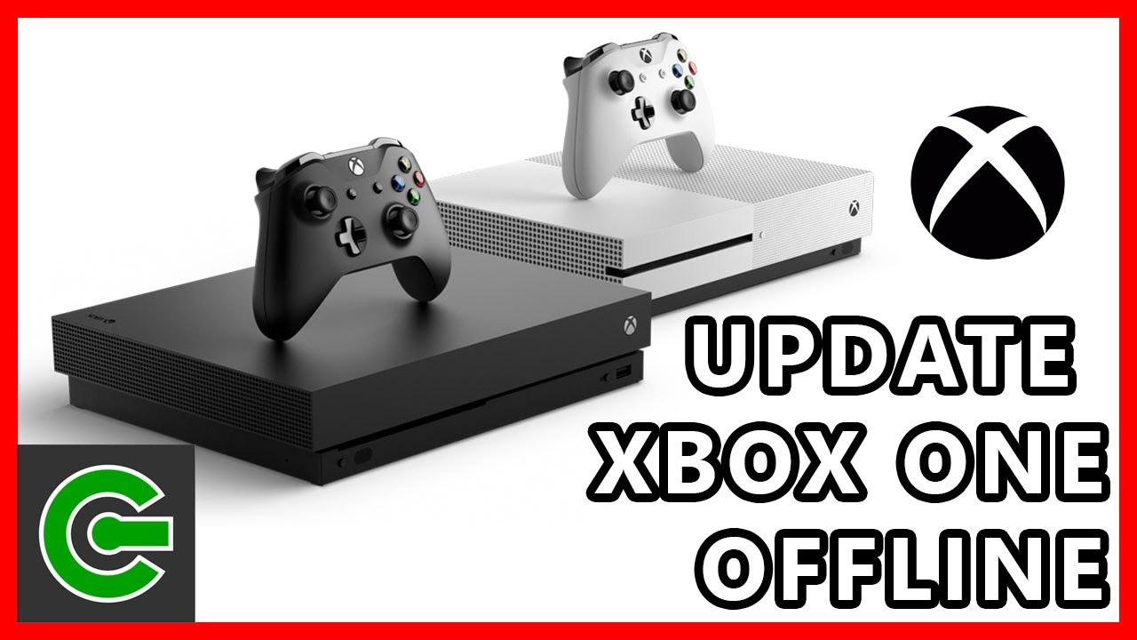 How To Update Xbox One Offline Youtube