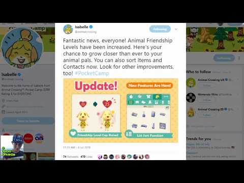 The Animal Crossing Pocket Camp Update That Finally Made Me Stop Playing! - 동영상