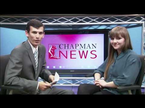 Chapman : Tara Lynne Barr