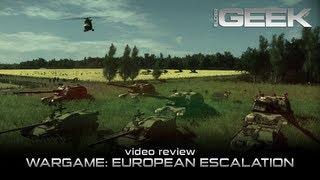 Wargame: European Escalation Video Review