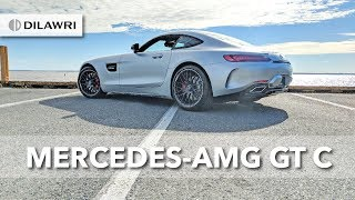 2018 Mercedes-AMG GT C Coupe: OVERVIEW