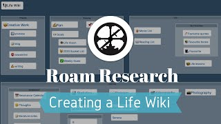 🎯roam research is a note-taking app that works more like our brain compared to traditional apps evernote and onenote. in this series of tuto...
