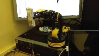Robot arm raspberry pi