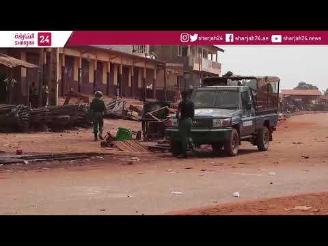 Five children die in post-vote arson attack in Guinea