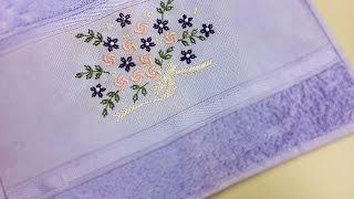 Silvana Grace – Bordado de Flores