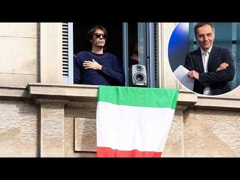 «Вот она, трансатлантическая солидарность»: как НАТО «помогает» Италии в борьбе с коронавирусом