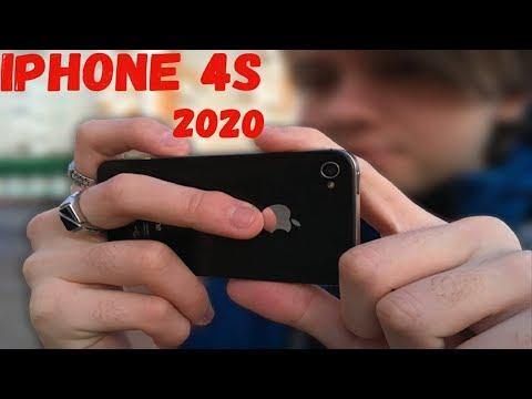 КУПИЛ IPhone 4s в 2020 году - Можно ли пользоваться?/Стоит ли покупать?