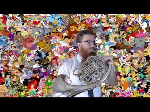 📯Disney Medley - French Horn Quintet