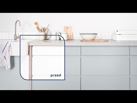 Jak pomalować meble kuchenne - Dulux Szybka Odnowa Meble Kuchenne