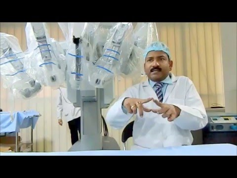 Demonstration of da Vinci Surgical Robot