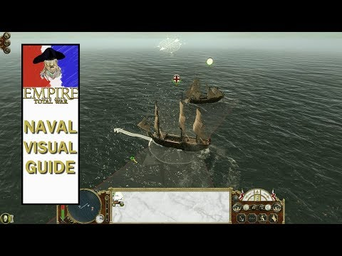 Naval Battle Visual Guide Empire Total War Hints And Tips