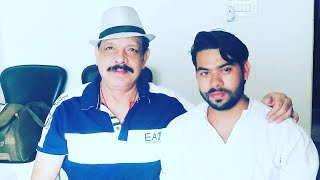Film :धुआँ  , making Bollywood Actor Govind nam dev with Actor Shiva shukla