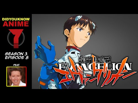 Neon Genesis Evangelion - Did You Know Anime? Feat. Spike Spencer (Shinji Ikari)