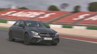 Mercedes-AMG E63 S: Vier Türen und 612 PS - Vorfahrt   auto motor und sport