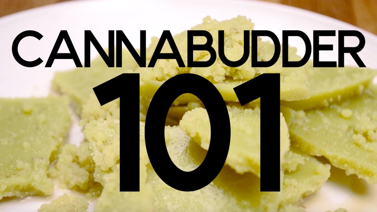 How to Cook With Cannabis- How to Make Cannabutter #1