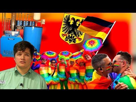Почему в Германии(Европе) жить НЕ лучше чем в России