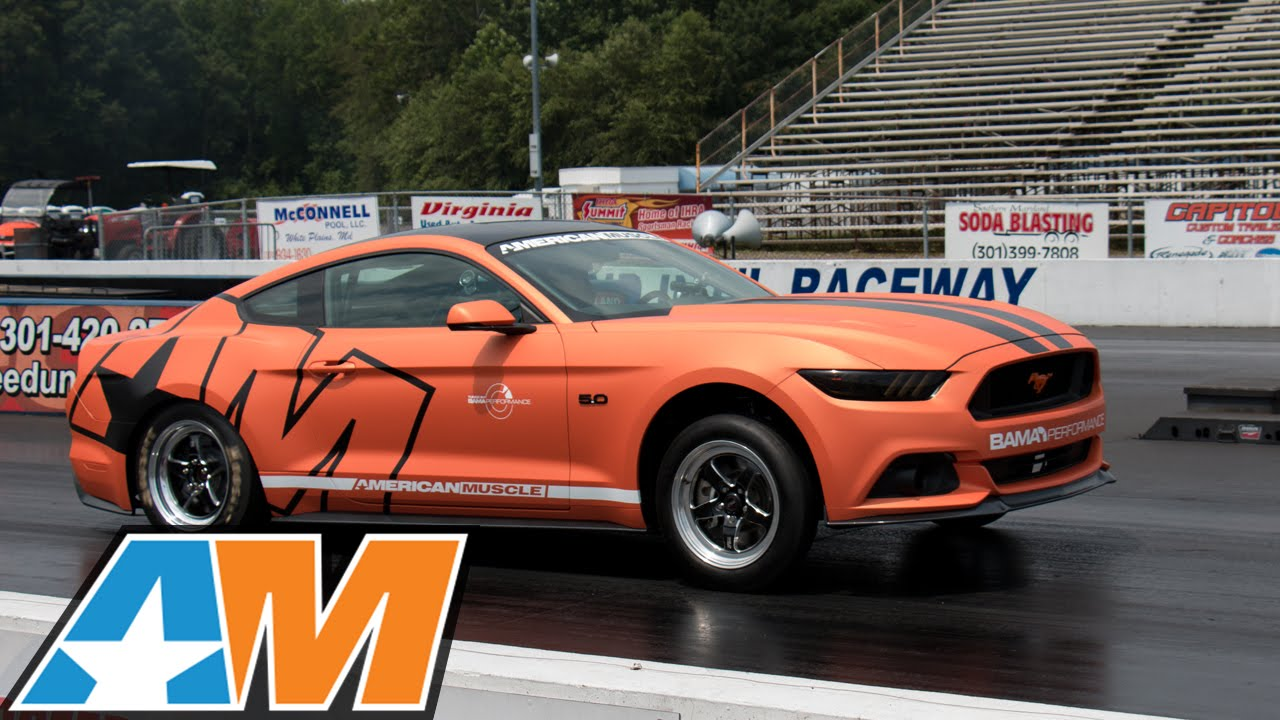 2015 mustang gt goes 9 4 with 944 horsepower
