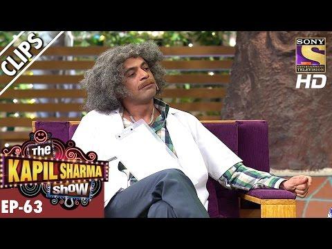 Dr. Mashoor Gulati meets Vaani Kapoor and Ranveer Singh - The Kapil Sharma Show 鈥� 27th Nov 2016