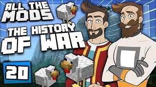 Minecraft All The Mods #20 - The History Of War