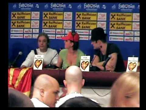 FYR Macedonia Press Conference