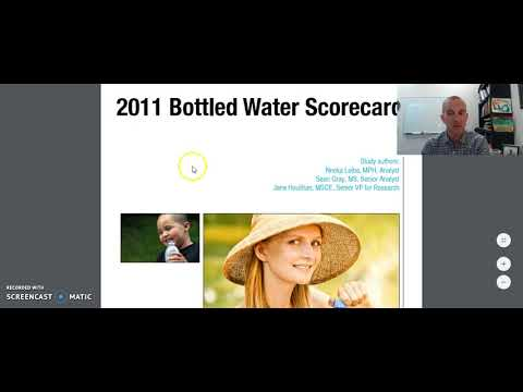 How does the safety of municipal water compare to bottled water - Solutions