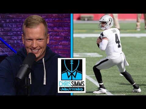 NFL Week 4 Preview: Buffalo Bills vs. Las Vegas Raiders | Chris Simms Unbuttoned | NBC Sports